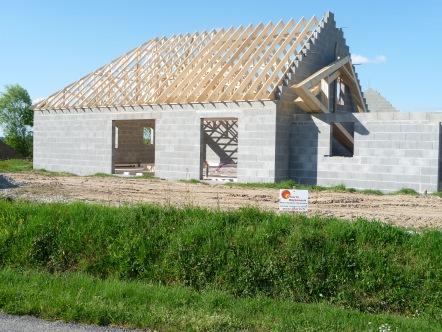 Construction pavillon