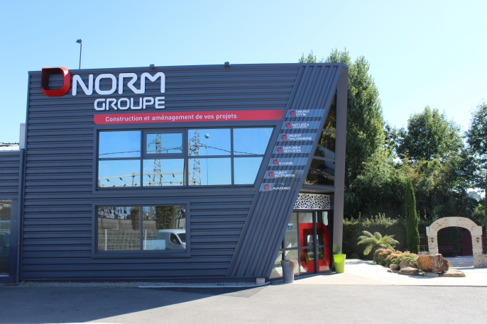 Siège Groupe ONORM 53400 CRAON - MAYENNE