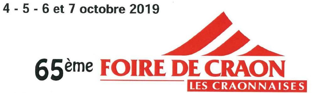 foire de Craon-octobre 2019-onorm