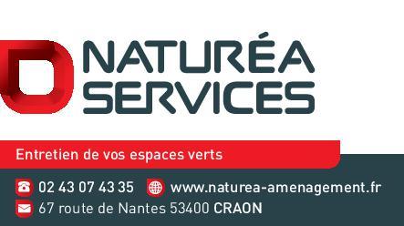 coordonnées NATUREA SERVICES CRAON en Mayenne